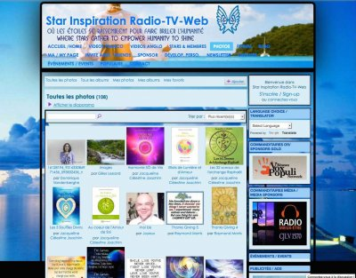 Star Inspiration Radio-TV 3 - Photo Gallery
