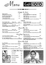 Cafe Toto : Organic Cafe page 3